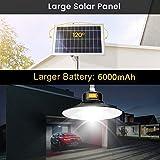 Solar Lights Outdoor Indoor with 11.42in x 7.48in