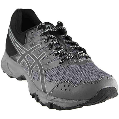 ASICS Men's Gel-Sonoma 3 Running Shoe, Carbon/Black/Mid Grey, 10.5 4E US from ASICS