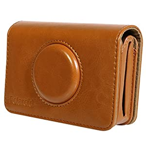 Polaroid Leatherette Case for Polaroid Snap Touch Instant Print Digital Camera – Custom Design for Snug Fit