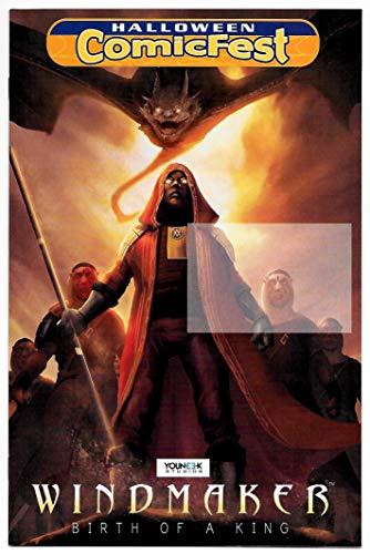 HCF Halloween ComicFest Windmaker Birth Of A King #1 (Youneek, 2018) NM -