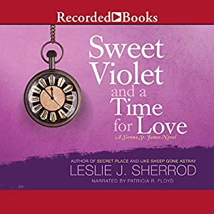 Sweet Violet and a Time for Love Audiobook