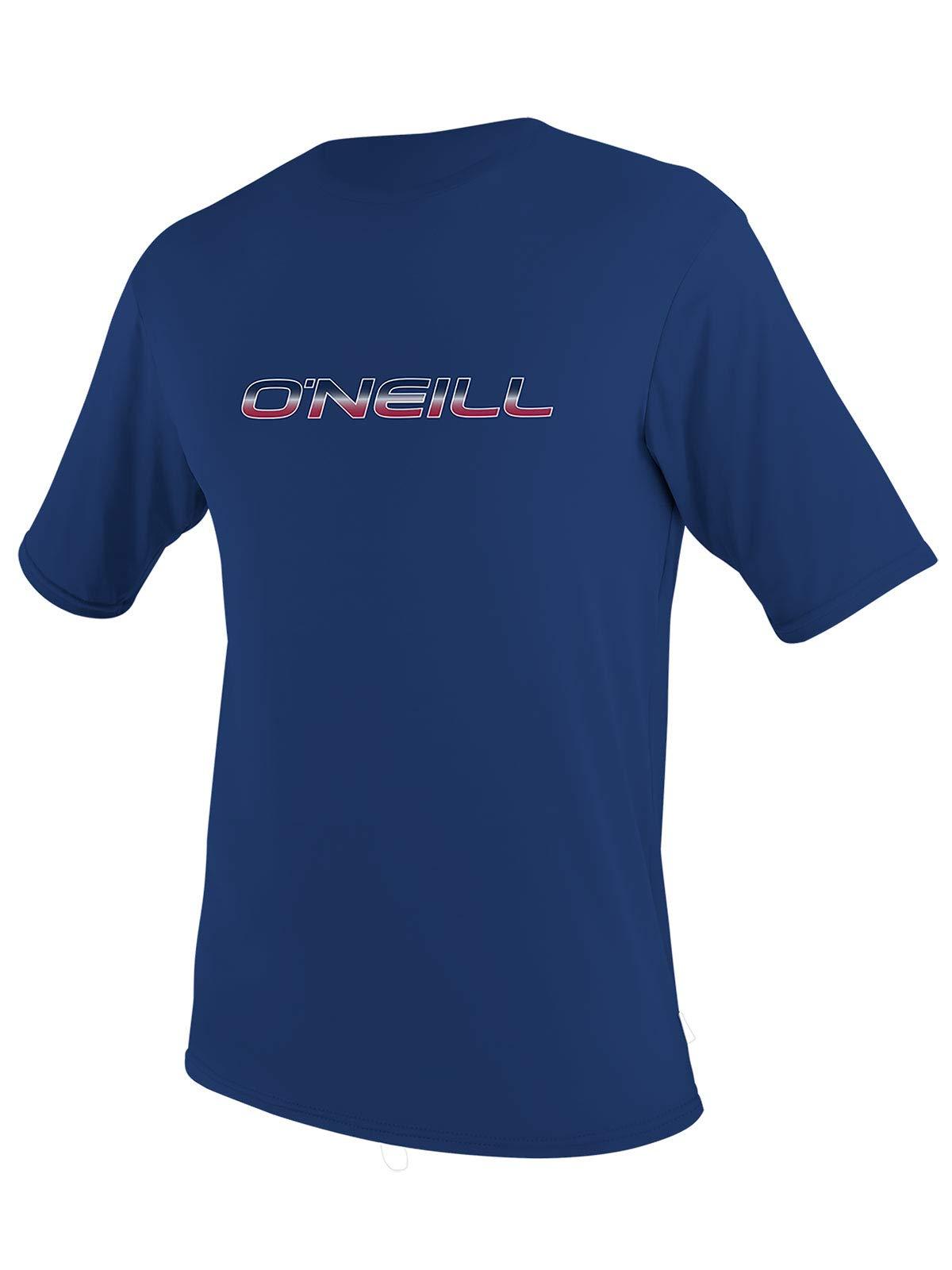O'Neill Kids Basic Shortsleeve sunshirt 4 Navy (3422IS)
