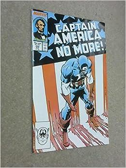 Captain America No More 332 Books
