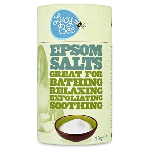 (Lucy Bee Epsom Salts 1 kg by Lucy Bee)