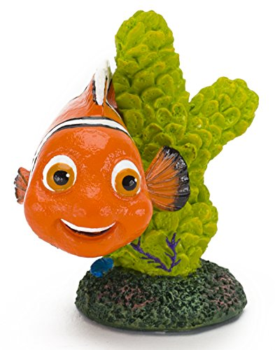 Penn-Plax Nemo Coral Ornament, Mini