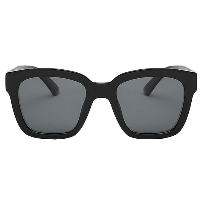 TR90 Retro La Sra Gafas De Sol De Alta Definición De Los Hombres Gafas De Sol Polarizadas Ligeras, 148mm-C1: Amazon.es: Ropa y accesorios