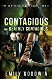 Contagious and Deathly Contagious: The Contagium Series (Book One and Book Two) Paperback April 15, 2015