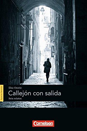 Espacios literarios: B1 - Callejón con salida: Lektüre