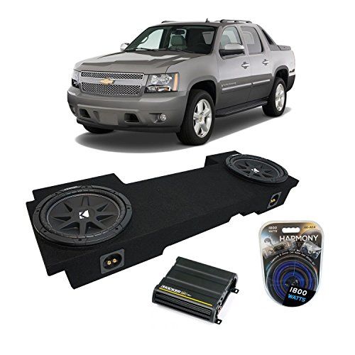 Chevy Avalanche Amp - 5
