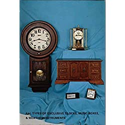 Vintage Advertising Postcard: Cuckoo Clock Mfg. Co New York, New York