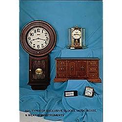 Vintage Advertising Postcard: Cuckoo Clock Mfg. Co New York, New York