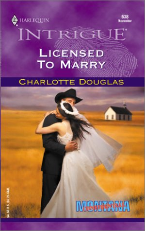 book cover of Licensed to Marry