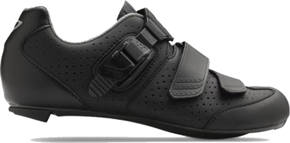 Giro GF22120 Womens Espada E70 Road Bike Shoes, Matte Black - 38.5