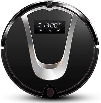 KAIFH Aspirador Robot Alta Succión, Inteligente Ultra Silencioso 3 ...