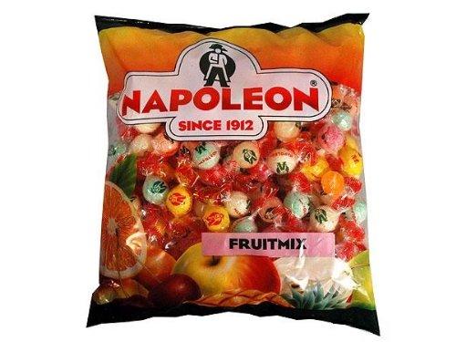Napoleon Bonbons mit Brausefüllung Fruchtmix 1 kg