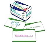 4th Grade Math Flashcards: 240 Flashcards for Improving Math Skills Based on Sylvan s Proven Techniques for Success (Sylvan Math Flashcards)