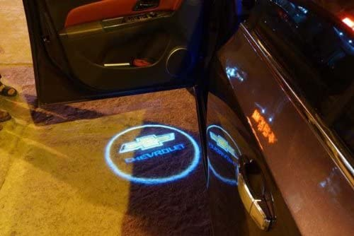 Chevy Chevrolet Ghost Puerta Logo Proyector Sombra Puddle Laser ...