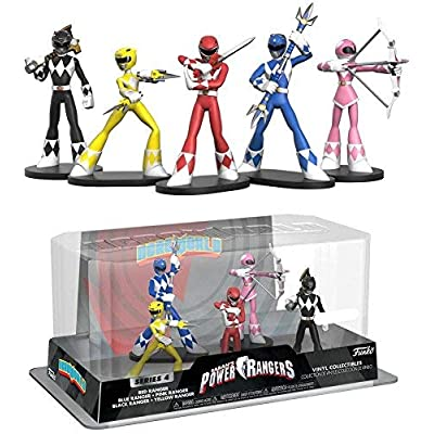 Funko Hero World - Power Rangers [Series 4] - The Power Rangers [5 Pack] - Target Exclusive: Toys & Games