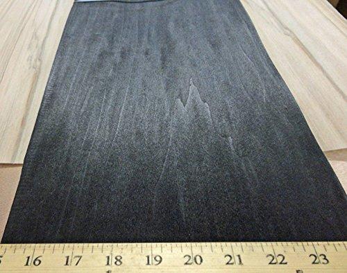 Dyed Black Poplar wood veneer 9