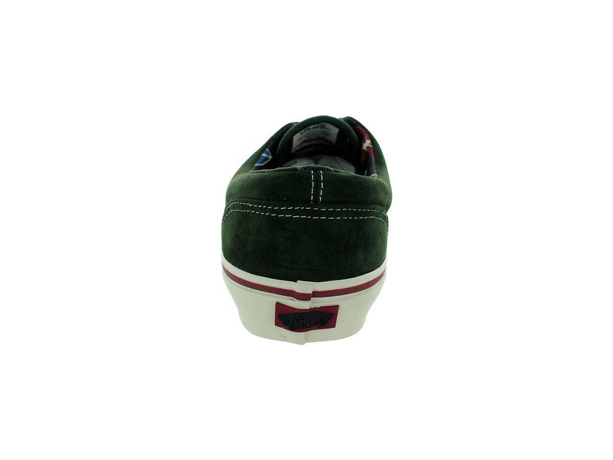 3679781dc6 Amazon.com  Vans Era Pro Skate Shoe - Men s (curren Caples) Dark Green