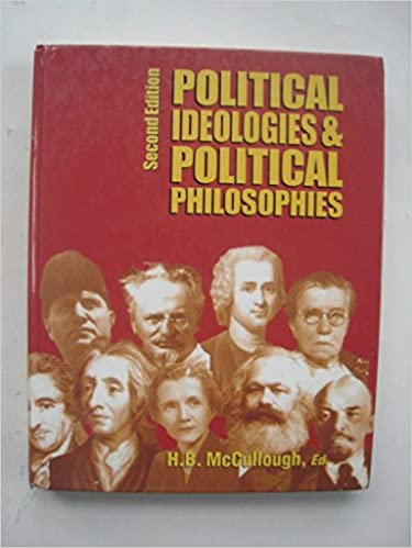 Political Ideologies and Political Philosophies