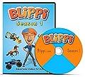 Blippi - Season 1 DVD - Educational Videos for Toddlers