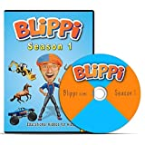 Blippi - Season 1 DVD - Educational Videos for Toddlers