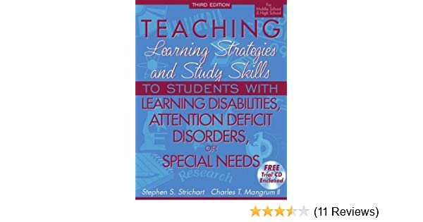 Teaching Learning Strategies and Study Skills To Students