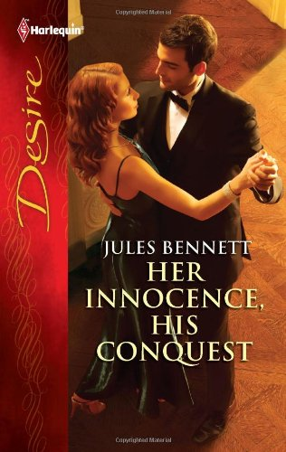 book cover of Her Innocence, His Conquest