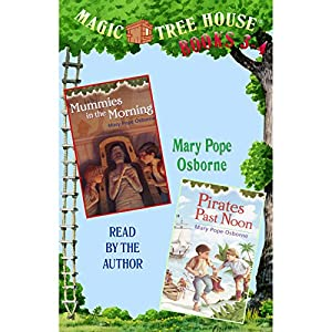 Magic Tree House, Books 3-4 Audiobook