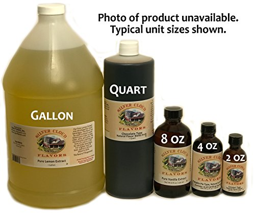 Passion Fruit Extract, Natural Flavor Blend - Gallon by Silver Cloud Flavors - Formerly Silver Cloud Estates (Image #1)