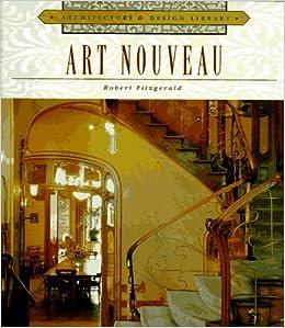 art nouveau architecture and design library
