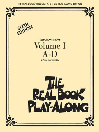 Real Book Vol. 1 A-D  Play-Along CDs (Real Book Play-Along) ebook
