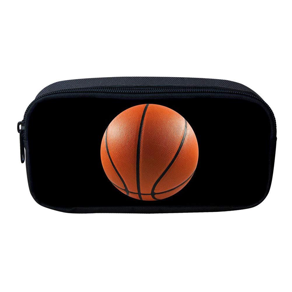 SAKURAFEE Baloncesto niño lápiz Caja escuela primaria pluma ...