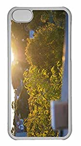 iPhone 5C Case, Personalized Custom Upcoming Light for iPhone 5C PC Clear Case