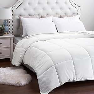 Full queen comforter duvet insert with corner - Home design down alternative comforter ...