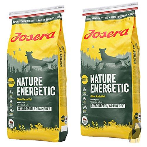 Josera 2 x 15 kg Nature Energetic