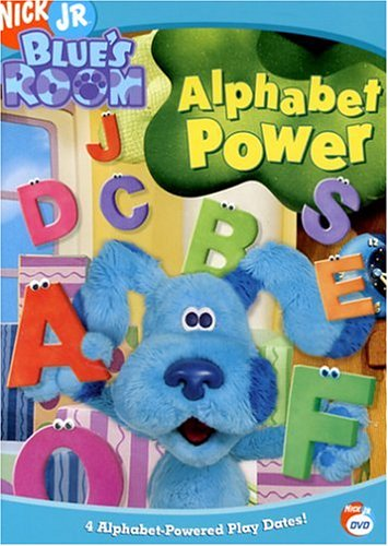 Amazon.com: Blue\'s Clues - Blue\'s Room - Alphabet Power: Aleisha ...