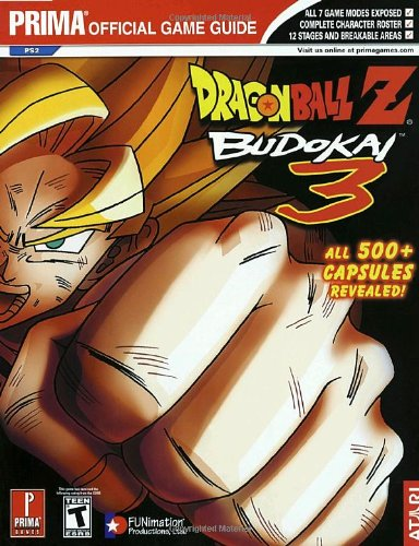 Dragon Ball Z: Budokai 3 (Prima Official Game Guide)