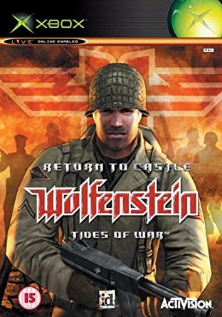 Return to Castle Wolfenstein - Tides of War: Amazon.es: Videojuegos