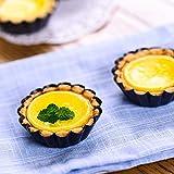 Bakerdream Mini Tart Pans Shells Nonstick Egg Tart