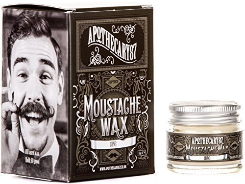 Apothecary 87, 1893 Firm Powerful Superior Moustache Wax (16 G)