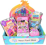 Your Fam Box - Toy Subscription Box - Girl 4-5 Year Old