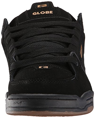 Globe Fabri Black Fusion Black Men's Brown Skate Shoe qH4TwfUq