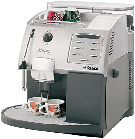 Saeco Magic de Luxe – Cafetera automática Plata (Mod. 2004 ...