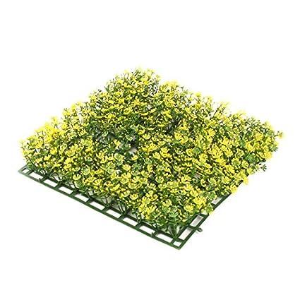 Amazon.com : eDealMax Planta de hierba acuario plástico del tanque ...