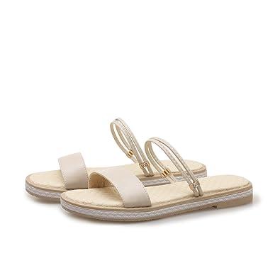 QIN&X Damen Schuhe Pumps Riemchen Sandalen, Pink, 41