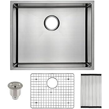 frigidaire undermount stainless steel kitchen sink 10mm radius corners 16 gauge deep basin 23 19 23 27 29 32 models - Kitchen Sink Models