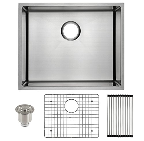 Frigidaire Undermount Stainless Kitchen Corners