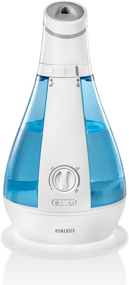 HoMedics UHEOC1 Cool Mist Ultrasonic Humidifier